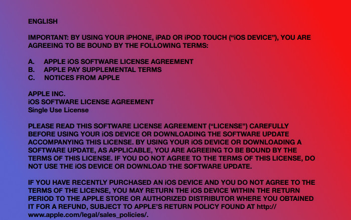 DoJ to Apple: your software is licensed, not sold, so we can force you to decrypt