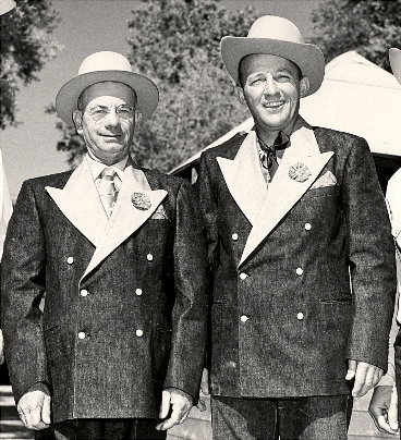 in 1951 the world famous american crooner bing crosby was denied entrance into a canadian hotel because he and his friend were dressed completely in denim