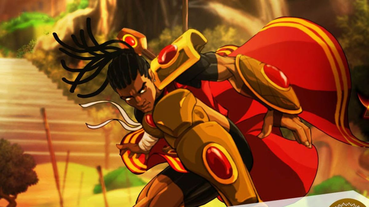 Aurion imagines a new history for Africa, free of its imperial past