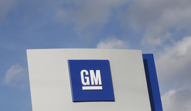 General Motors Warren Transmission Operations Plant in Warren, Michigan October 26, 2015. REUTERS