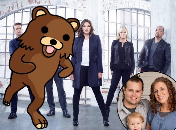 Tv 39 s 39 law order svu 39 takes on the duggars boing boing for Xeni jardin husband