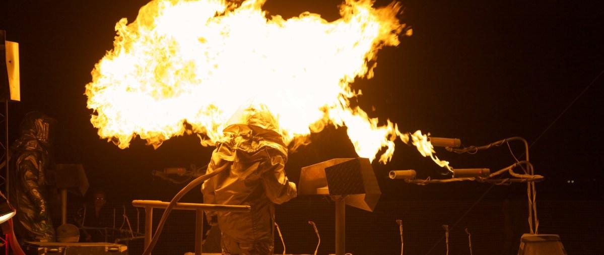 Burning Man: the art of maker culture