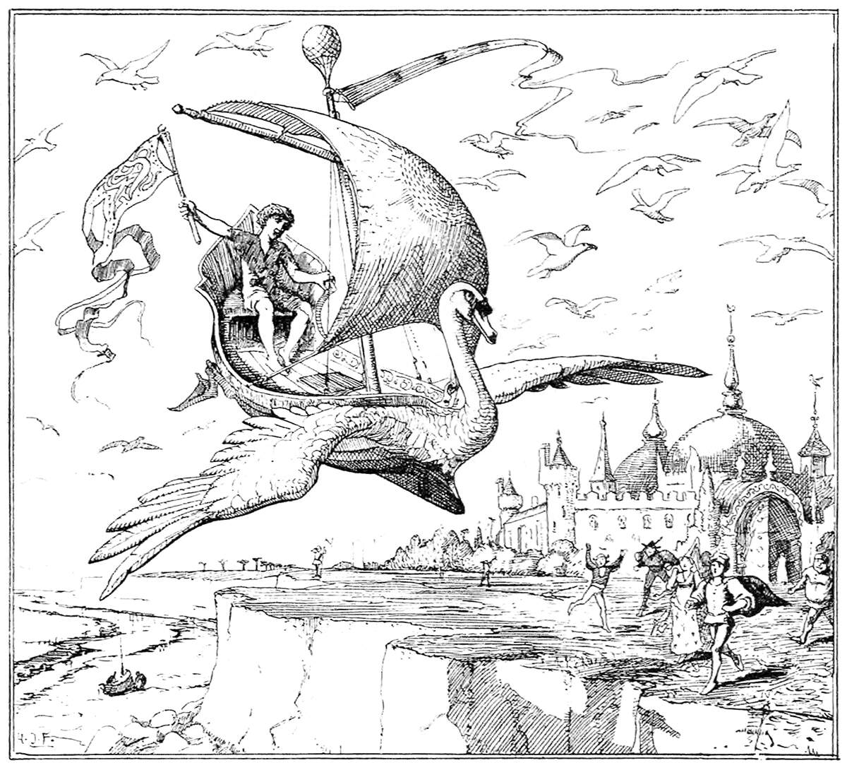 Public Domain Illustrations From Old Books Boing Boing
