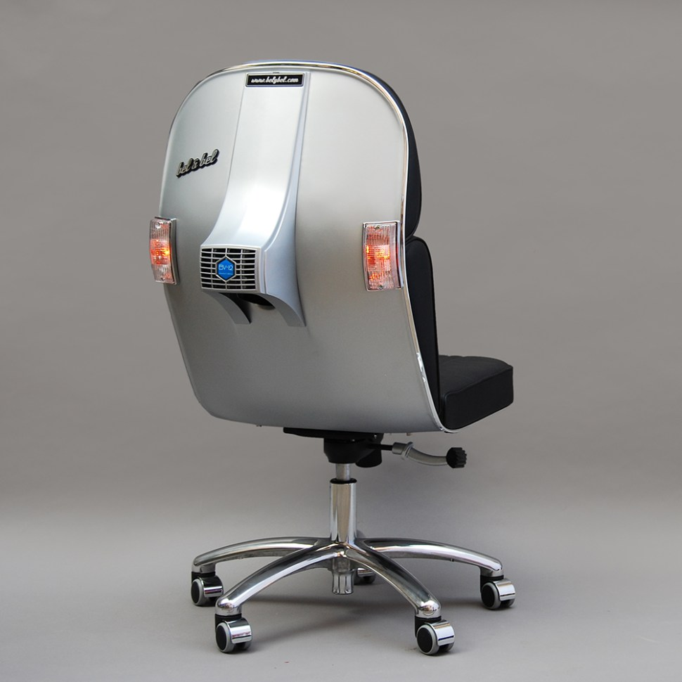 crazy office chairs. via crazy abalone office chairs t