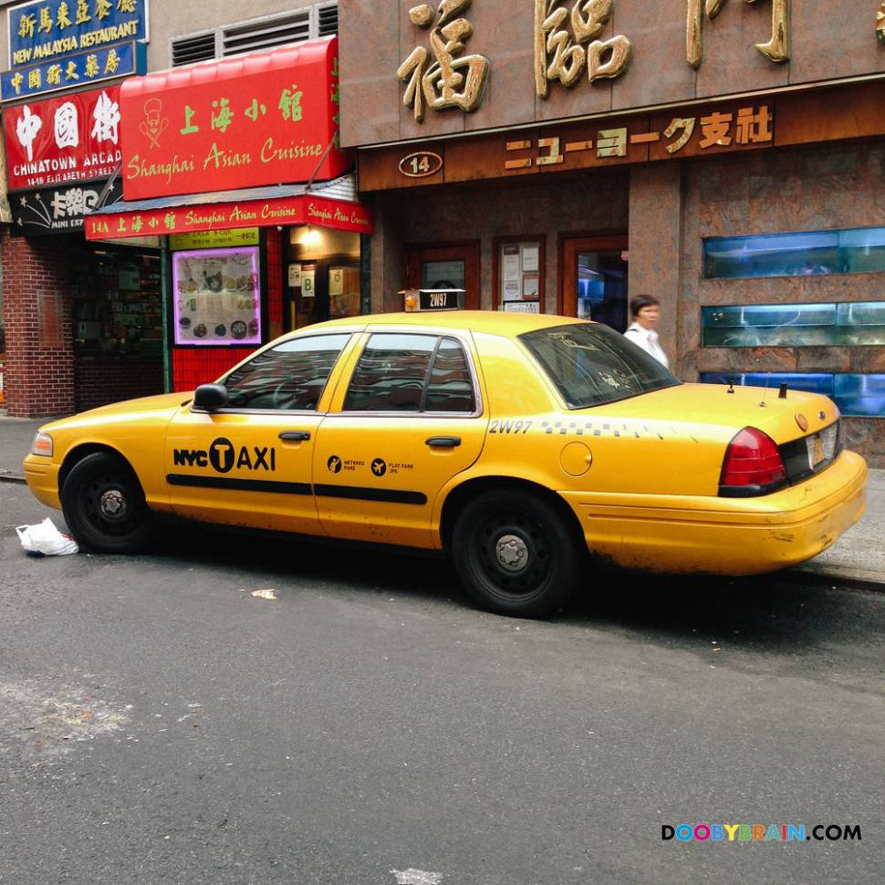Gallery Of All 7 Undercover Nypd Cars Disguised As Yellow Cabs