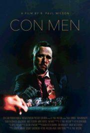 Con Men One Sheet