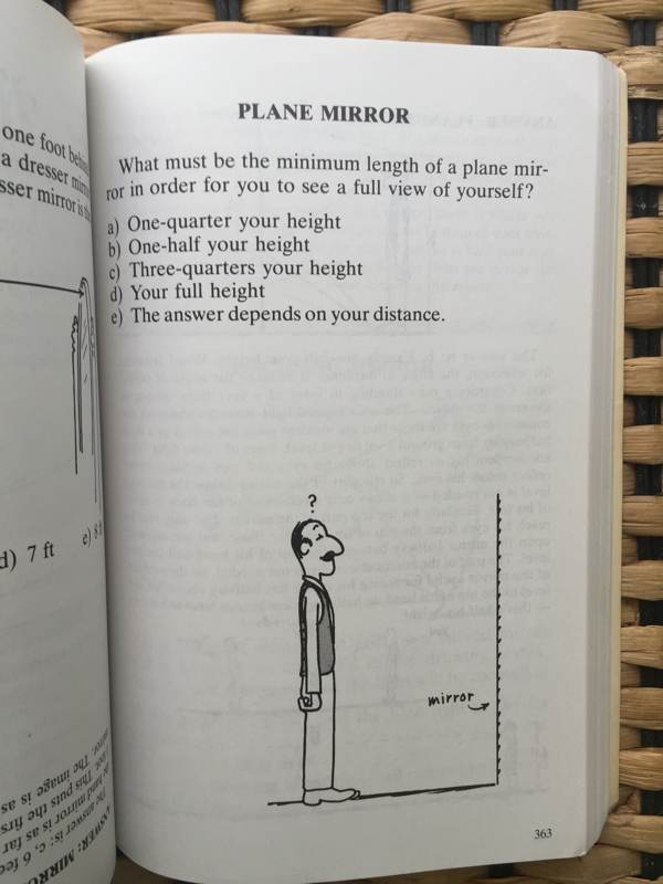 The best book of physics brain teasers / Boing Boing
