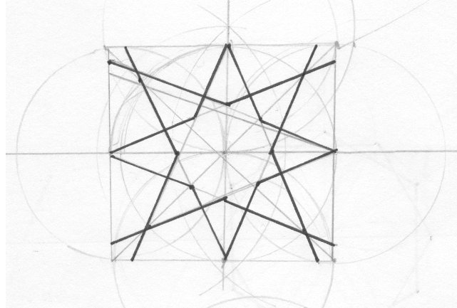 How To Draw Islamic Geometric Patterns Boing Boing
