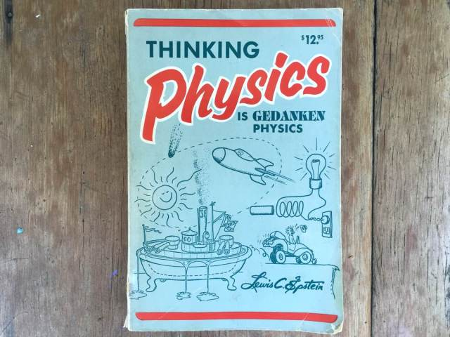The best book of physics brain teasers