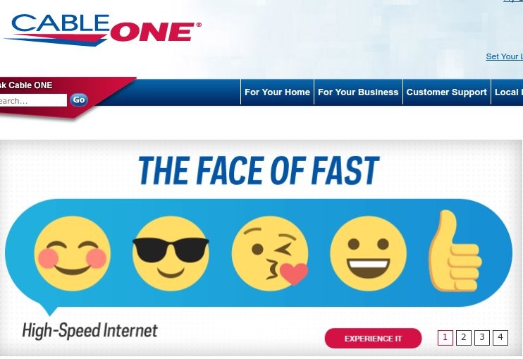 Cable One used customers' credit scores to decide how good their ...