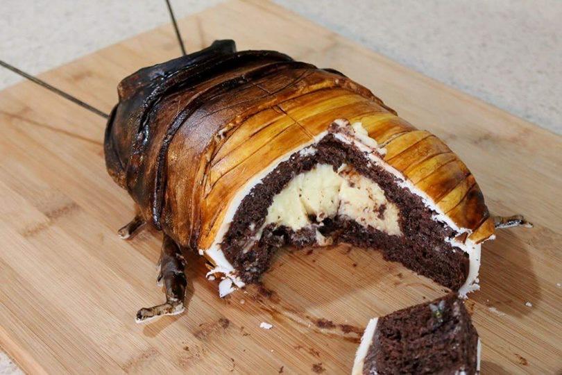 The Boston Coffee Cake