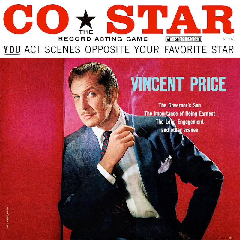 Act Opposite Vincent Price And Don Ameche With This
