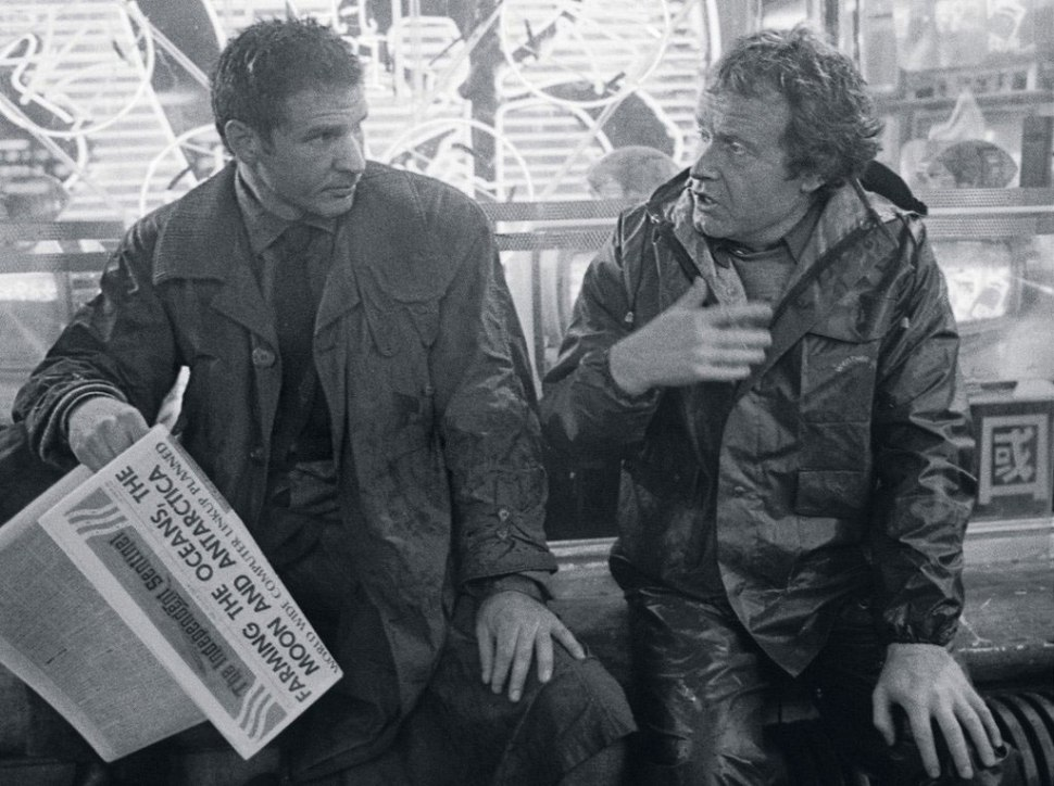 an analysis of the film blade runner by ridley scott Ridley scott wants to make another blade runner sequel while talking to digital spy about his new movie all the money in the world, ridley scott mentioned that he thinks there is enough story within the blade runner universe that .