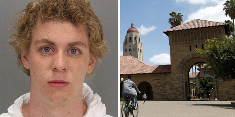 Anonymous source: Stanford pressured female swim team members not to tell judge about Brock Turner's creepy behavior