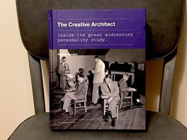The Creative Architect – An iconic '50s creativity study finally comes to light in book form