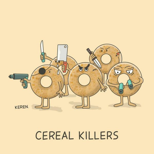 Punny Artwork Makes Idioms Literal / Boing Boing