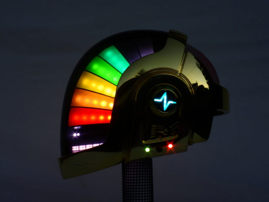 2 - Curved Rainbow sides
