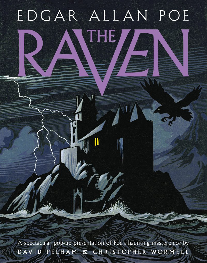 edgar allan poe the raven Watch video when a madman begins committing horrific murders inspired by edgar allan poe's works, a young baltimore detective joins forces with poe to stop him from making his stories a reality.