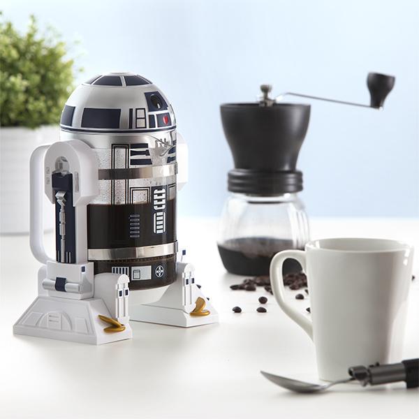 star wars r2d2 coffee press thinkgeek
