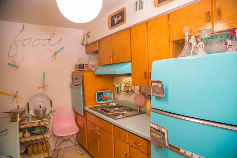 Incredible 1960 time capsule apartment / Boing Boing