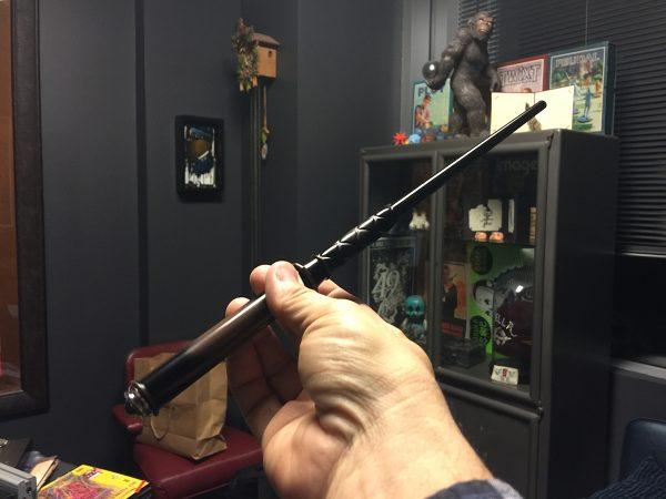розумна чарівна паличка kymera magic wand
