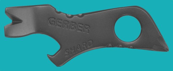 74c02d9e0 Gerber Shard This little blade-less multitool called the Shard is TSA safe  (depending on the mood of the TSA behavior detection officer who is  inspecting ...
