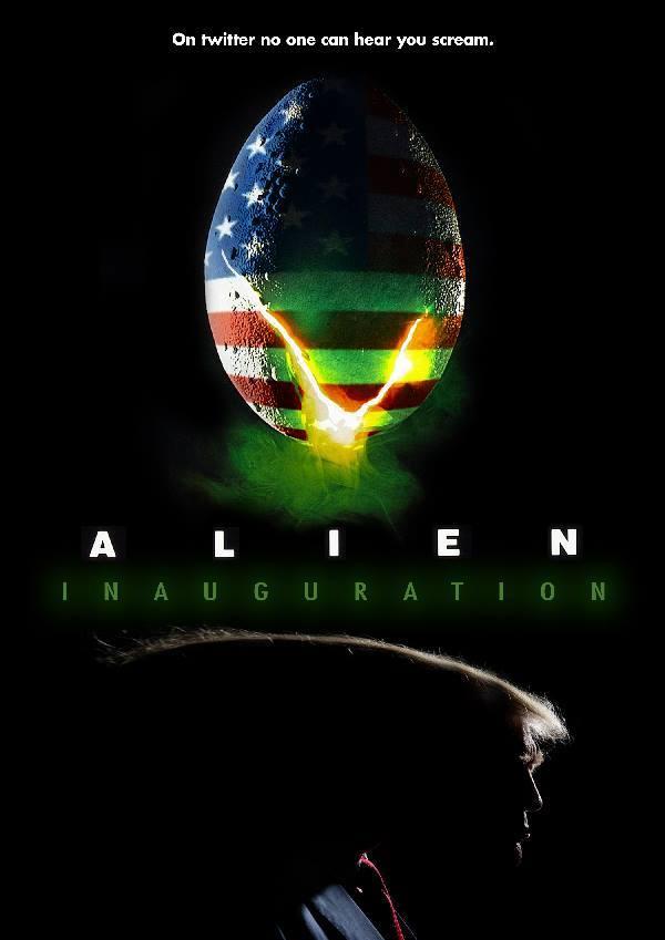 Alien: Inauguration / Boing Boing