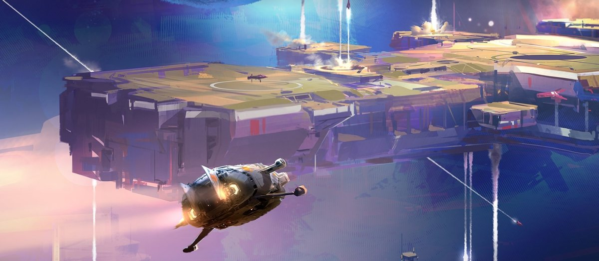 John Scalzi's Collapsing Empire: an epic new space opera with snark, politics and action to burn