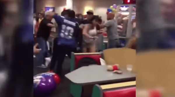 Brawl at Chuck E. Cheese's set to hardcore metal