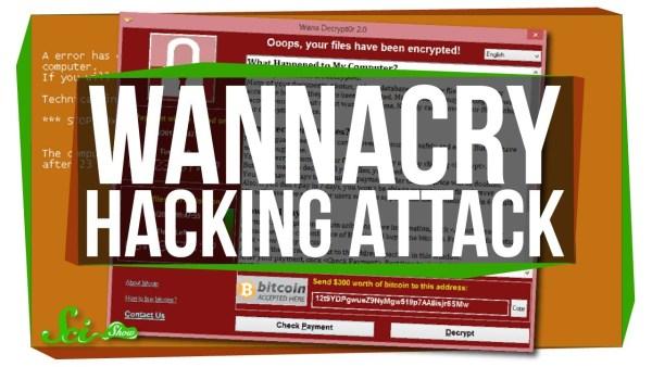 Explaining the WannaCry ransomware attack