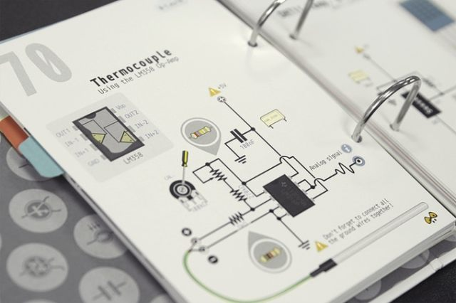 An impressive collection of circuit diagrams for Arduino electronics