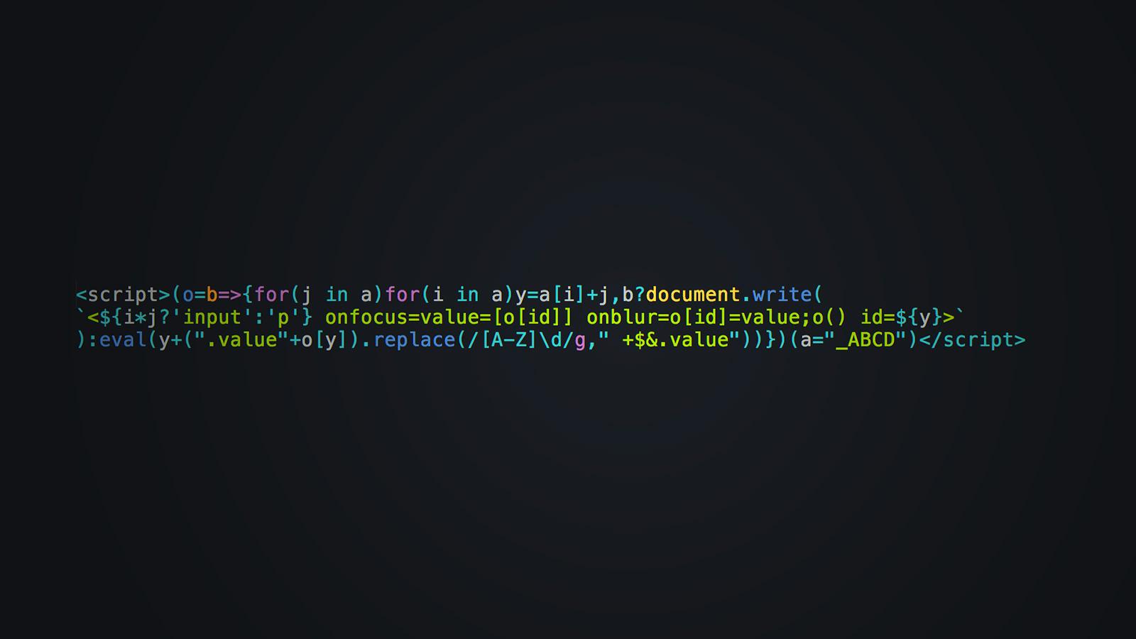 Sheet A Spreadsheet Program In 217 Bytes Of Javascript Boing Boing