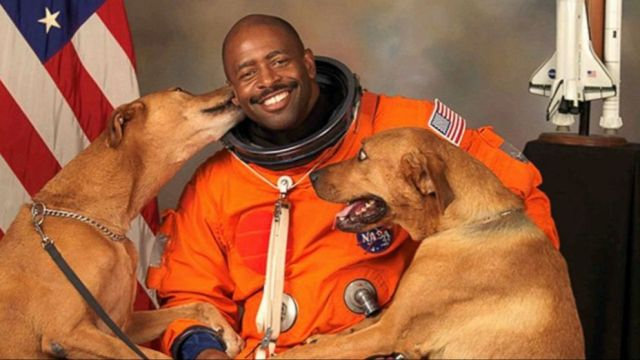'To Donald Trump,' by Leland Melvin, former NASA Astronaut and NFL Player