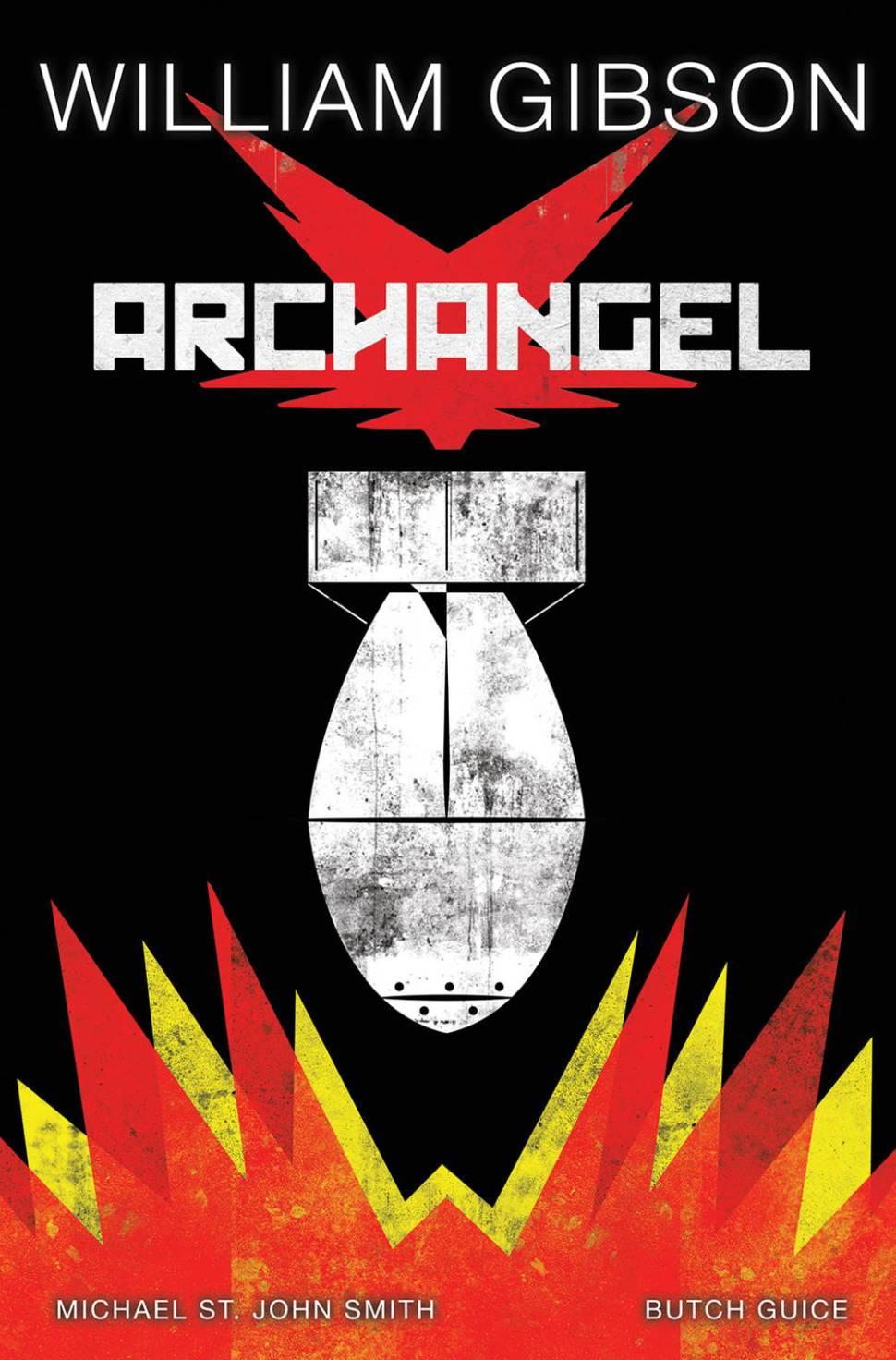 Winning Apocalyptic Jackpot >> William Gibson S Archangel A Graphic Story Of The Unfolding Jackpot