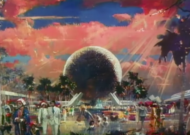 Watch 'The Dream Called EPCOT' promo video from 1980