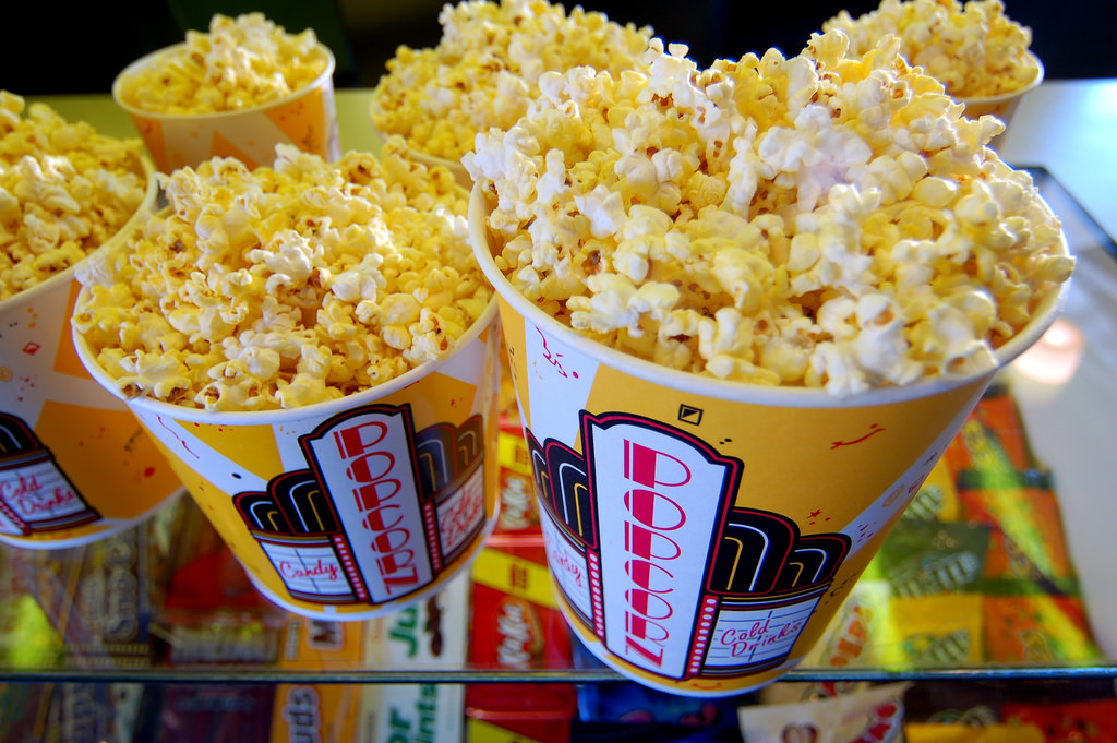 The Truth About Movie Theater Popcorn Butter Boing Boing