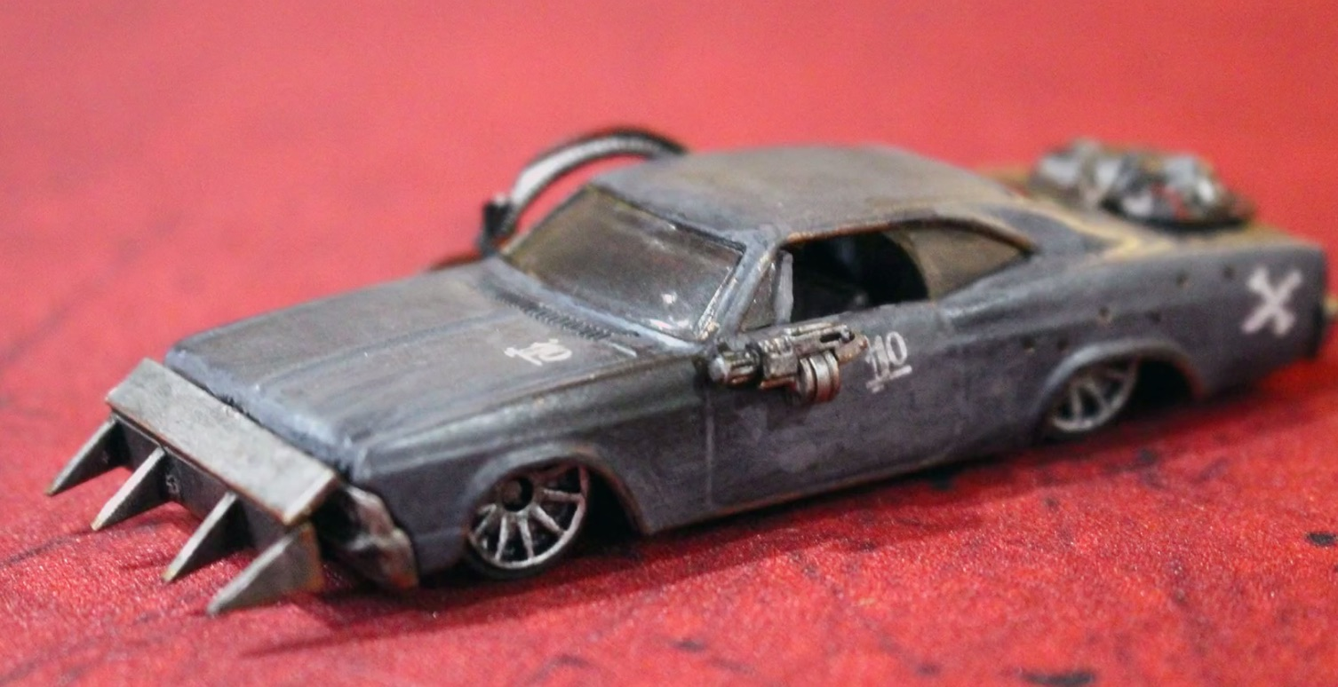 Fun Affordable Post Apocalyptic Car Combat In Gaslands