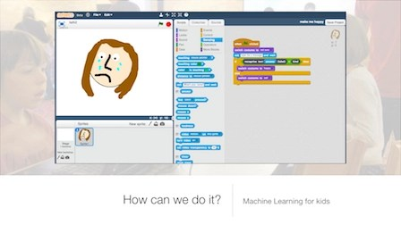 Machine learning projects for kids