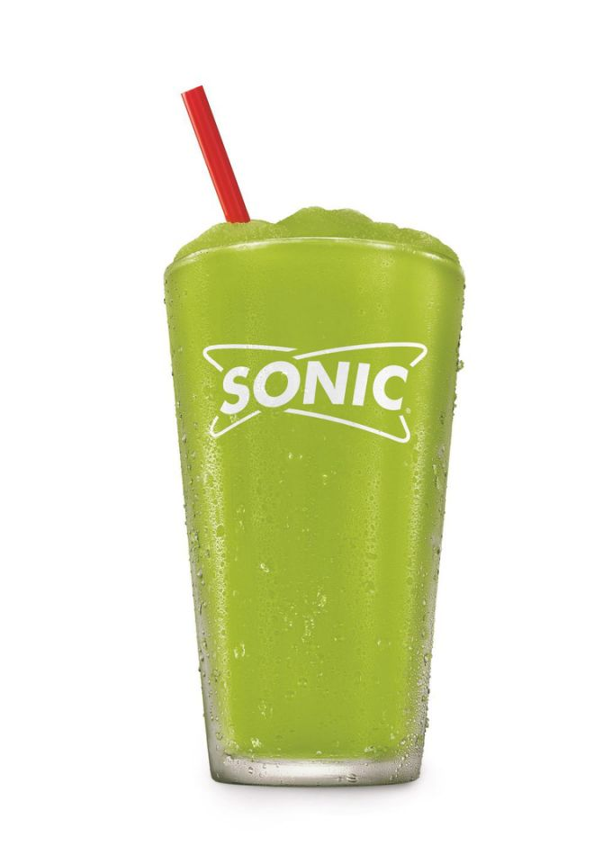 Pickle juice slushies are coming to Sonic Drive-In this summer