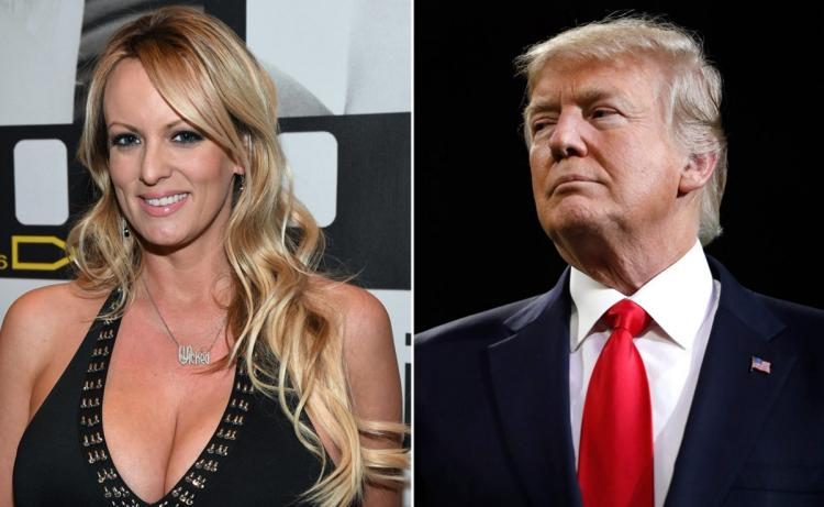 Porn Actor Stormy Daniels Sues Trump, Claims Nda Invalid -4311