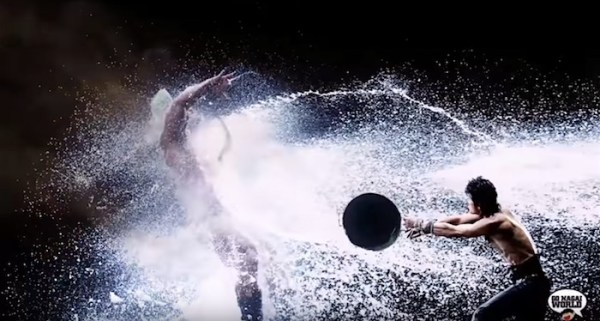 This Japanese body wash commercial is my everything