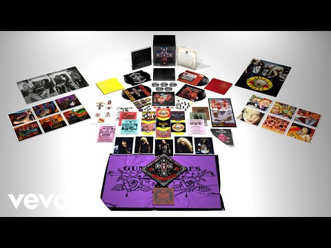 New Guns N' Roses box set is over the top and $999