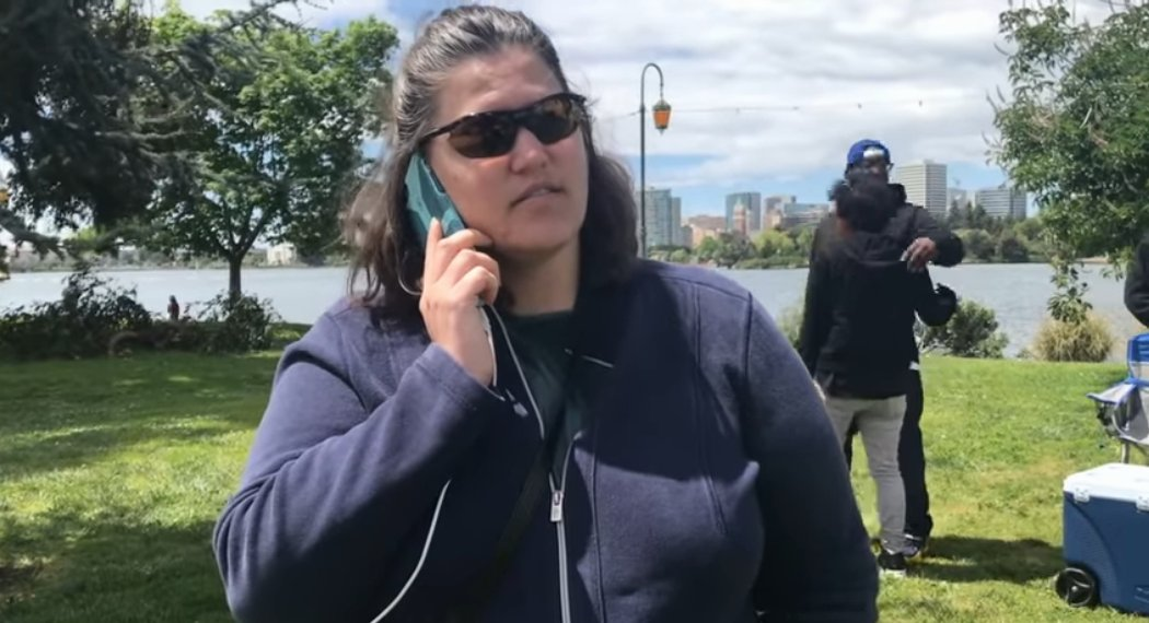 White woman calls cops on black family who barbecued in Oakland Park's barbecue area