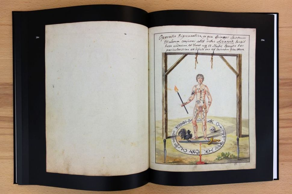 Touch Me Not, a surreal 18th century manual on how to raise the