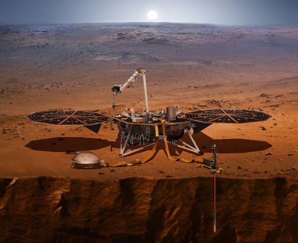 Here's what this week's Mars space mission will observe