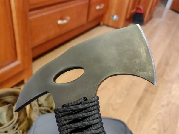 Review: The Winkler Knives Medic Axe is as beautiful as it