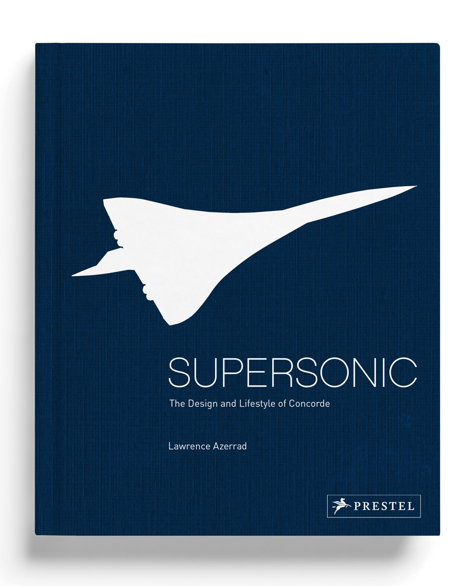 Supersonic: a glorious new art book about the Concorde airplane
