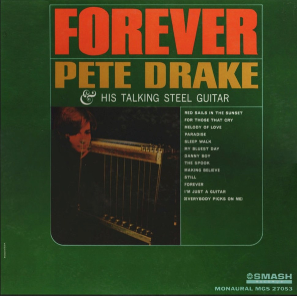 pete drake 39 s beautiful pedal steel talk box tune from 1963 long before peter frampton showed. Black Bedroom Furniture Sets. Home Design Ideas