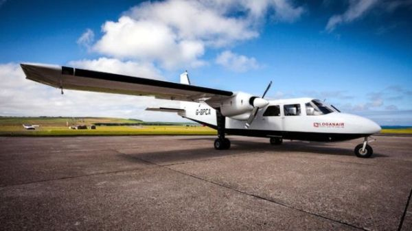 Flipboard: World's shortest scheduled flight may go electric