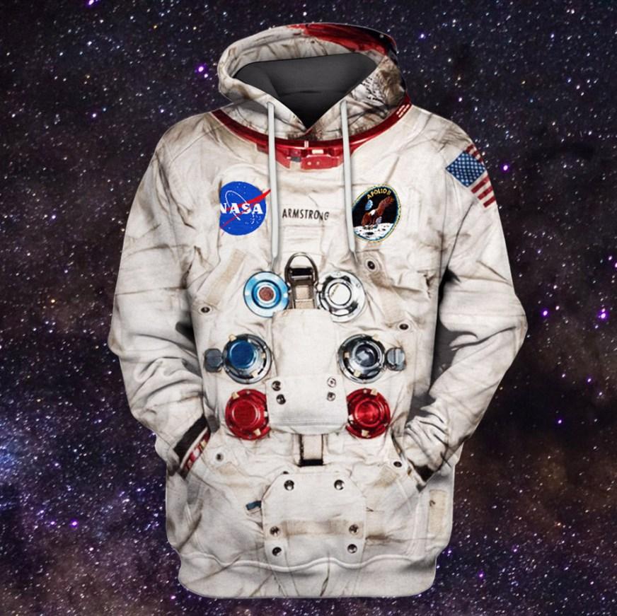 Flipboard: This hoodie looks like the spacesuit Neil ...